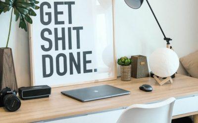 Plan je dag met een van deze productiviteitstips